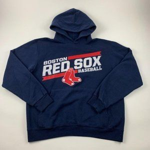 Boston Red Sox MLB Hooded Sweatshirt M